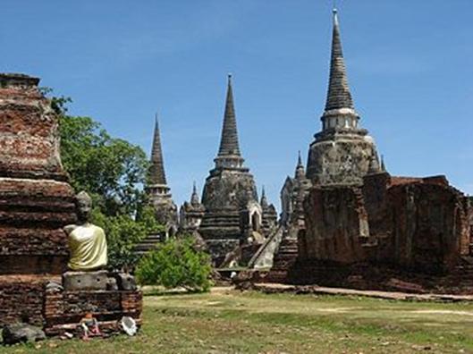 thai-lan-Ayuthaya
