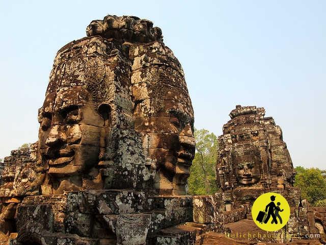 Có nhiều trải nghiệm thú vị với người dân địa phương Campuchia