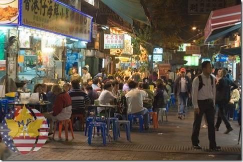 Ăn uống ở Hong Kong