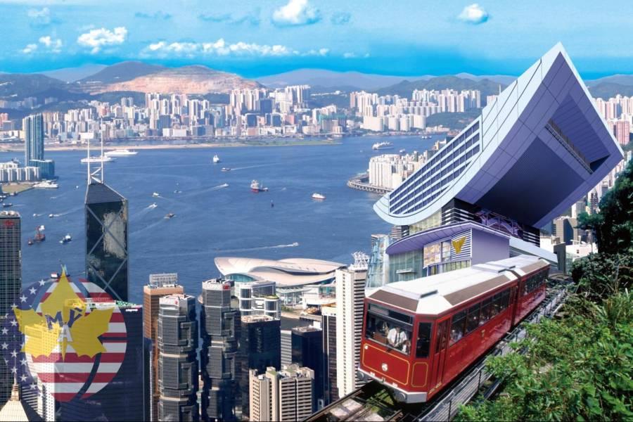 ĐI DU LỊCH BỤI HONG KONG VỪA RẺ LẠI VỪA VUI