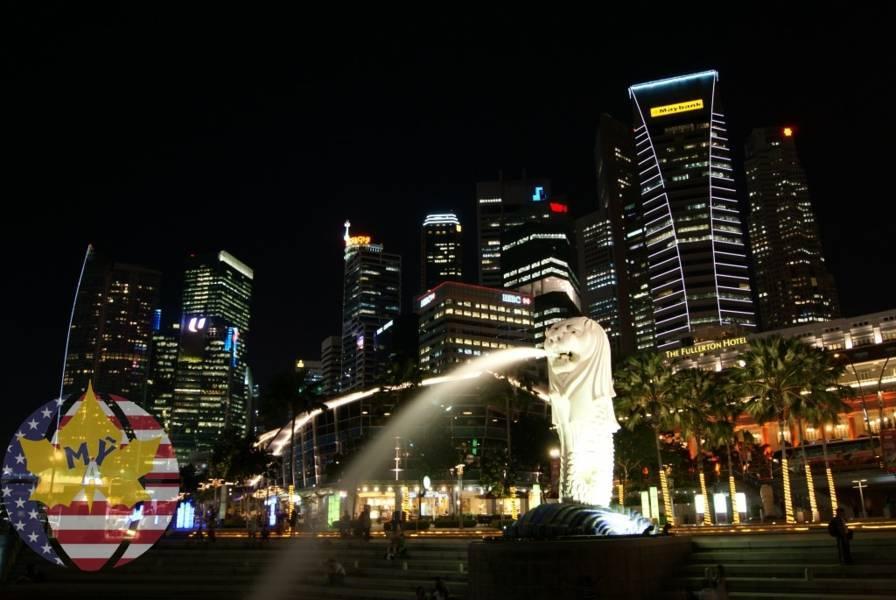 địa điểm ăn uống của singapore về đêm