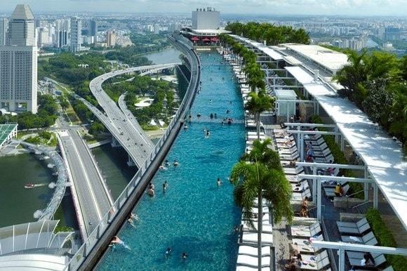 Nền công nghiệp Singapore phát triển như thế nào ?