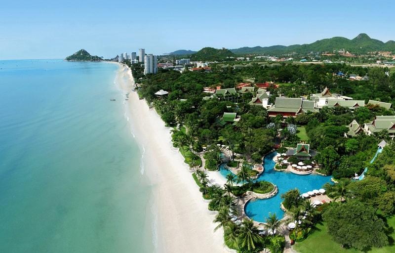 Biến Huahin – Điểm du lịch hấp dẫn không thể bổ qua tại Thái Lan