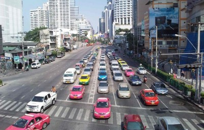 Đến du lịch Thái Lan lần đầu tiên