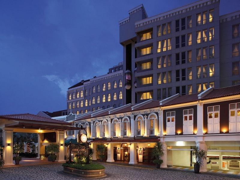Khách Sạn và Nhà ở tại Singapore