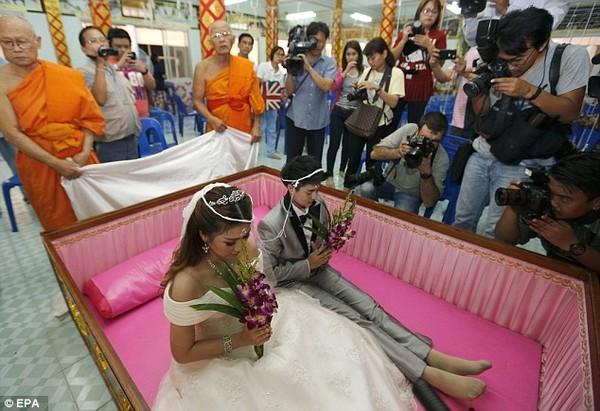 Nghi thức lễ cưới ở Thái Lan
