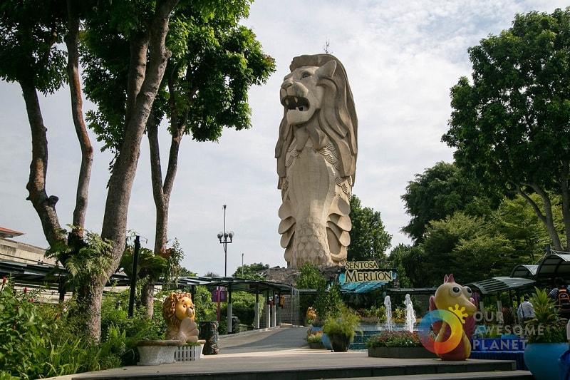 Sentosa – Đảo Thanh bình Singapore